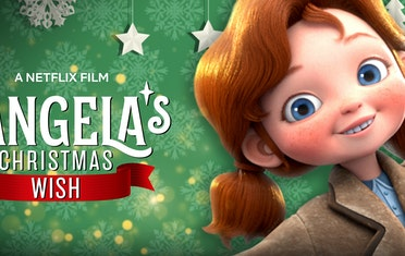 "Image for Brown Bag Labs entry ""Angela's Christmas Wish"" Now Streaming on Netflix #Premiere"