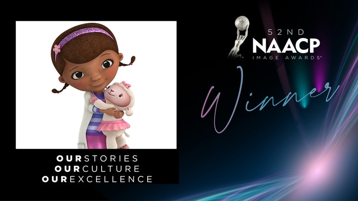 Doc McStuffins Wins Outstanding Animated Series at 52nd NAACP Image Awards