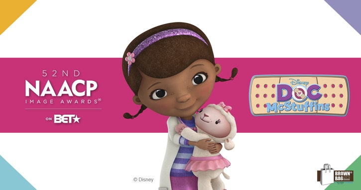 Doc McStuffins Outstanding Animated Series 52nd NAACP Image Awards