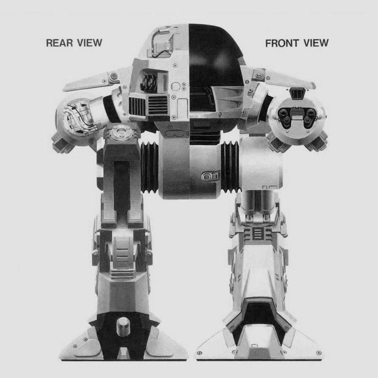 RoboCop directed by Paul Verhoeven (1987),  www.robocoparchive.com