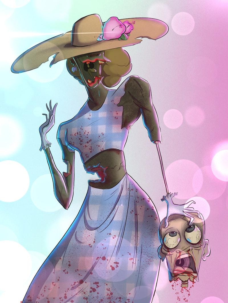 By 2D Animator Elliot Crutchley
