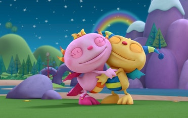 Image for Brown Bag Labs entry Happy National Hugging Day! #Playlist
