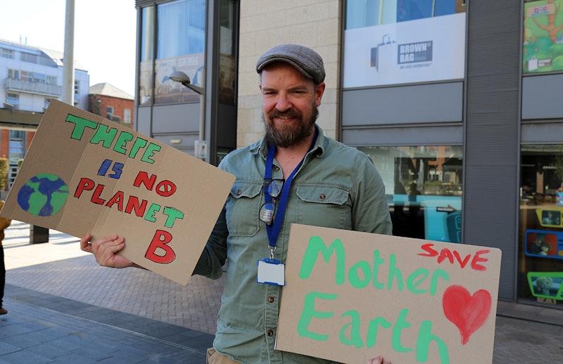 Climate Strike Dublin