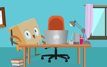 Image for Brown Bag Labs entry Useful Tips for Creatives Working From Home!