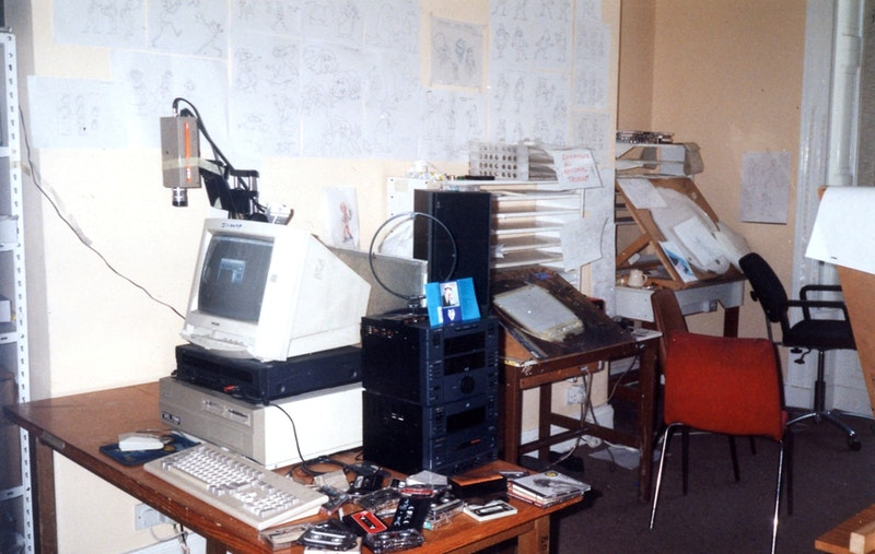 1995 - Gardiner Place - Digital Line Tester