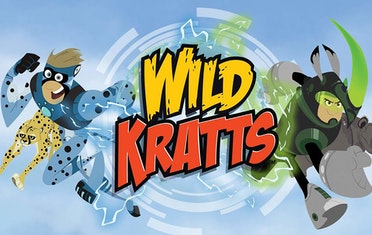 Image for Brown Bag Labs entry Let's Learn About Wildlife with Wild Kratts! #Playlist