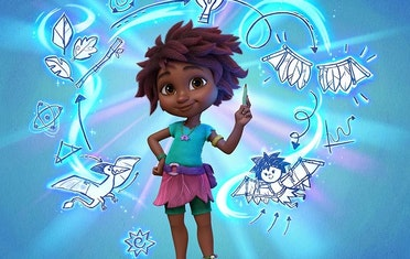 Image for Brown Bag Labs entry Eureka! is Coming to Disney Junior! #Greenlight